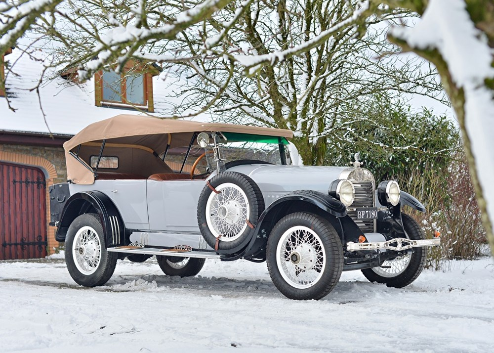 Lot 139 - 1925 Hudson Super Six Tourer
