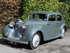 Navigate to Lot 369 - 1946 Jaguar Mk. IV, 1½ litre Saloon