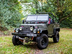 Navigate to  1989 Land Rover Lightweight