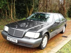 Navigate to Lot 307 - 1995 Mercedes-Benz S600 Limousine