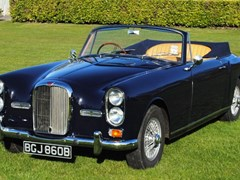 Navigate to Lot 230 - 1964 Alvis TE21 Drophead Coupé