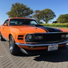 Ref 110 1970 Ford Mustang Mach 1 -