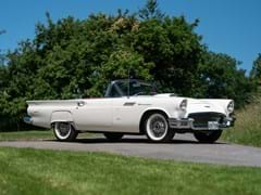 Navigate to Lot 166 - 1957 Ford Thunderbird Convertible