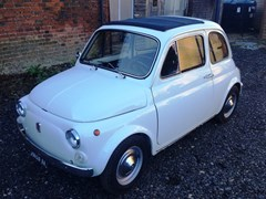 Navigate to Lot 305 - 1971 Fiat 500L