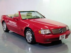 Navigate to Lot 333 - 1994 Mercedes-Benz SL500