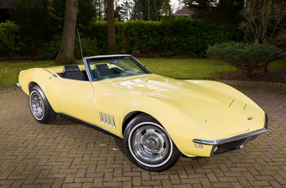 Lot 180 - 1968 Chevrolet Corvette C3 Roadster