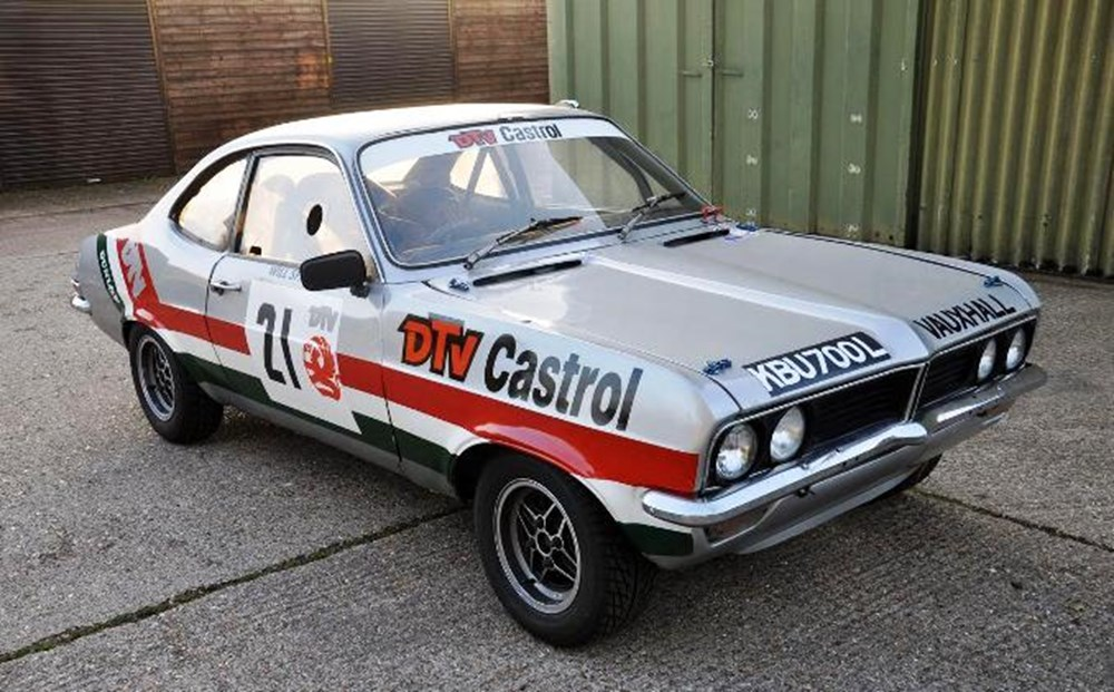 1973 Vauxhall Firenza Competition Coupé