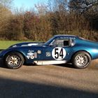 Ref 121 2002 Shelby Daytona Cobra Coupé Evocation -