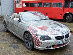 Navigate to Lot 306 - 2004 BMW 645Ci, The 'Write off World' car