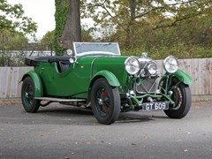 Navigate to Lot 291 - 1931 Lagonda Low Chassis Open Tourer (Two-litre, Supercharged)