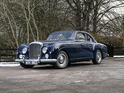 Ref 15 1956 Bentley S1 Continental Fastback by Mulliner Park Ward