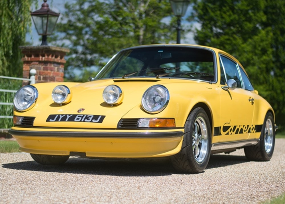 Lot 153 - 1970 Porsche 911 RS/ST Recreation