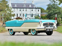 Navigate to Lot 117 - 1957 Austin Metropolitan Convertible