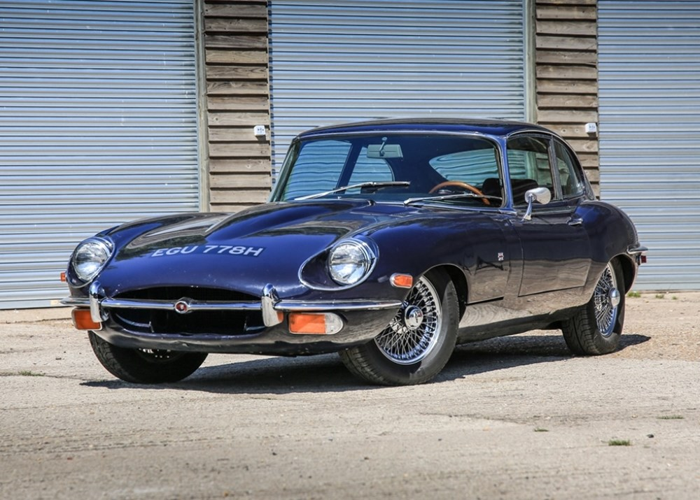 Lot 166 - 1970 Jaguar E-Type Series II 2+2 Coupé