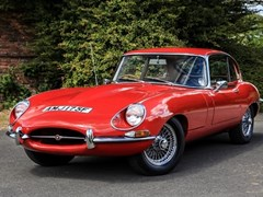 Navigate to REF 21 1967 Jaguar E-Type S1½ Fixedhead Coupe