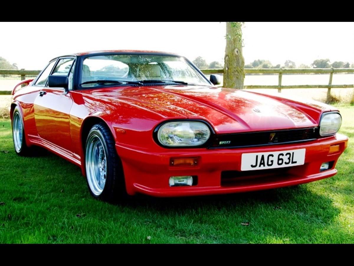 1976 Hyper Jaguar XJS - Classic & Sports Car Auctioneers