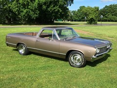 Navigate to Lot 263 - 1967 Chevrolet El Camino