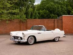Navigate to Lot 158 - 1956 Ford Thunderbird