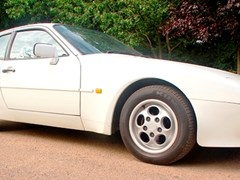 Navigate to Lot 335 - 1986 Porsche 944