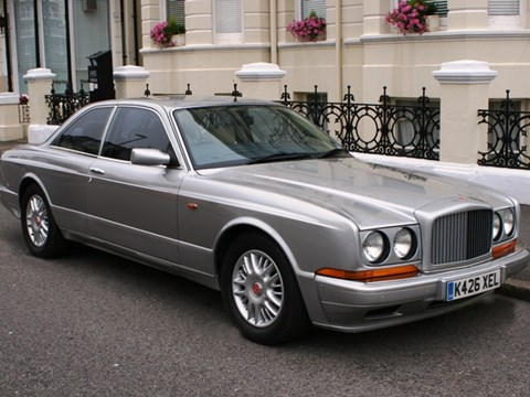 Ref 119 1993 Bentely Continental R