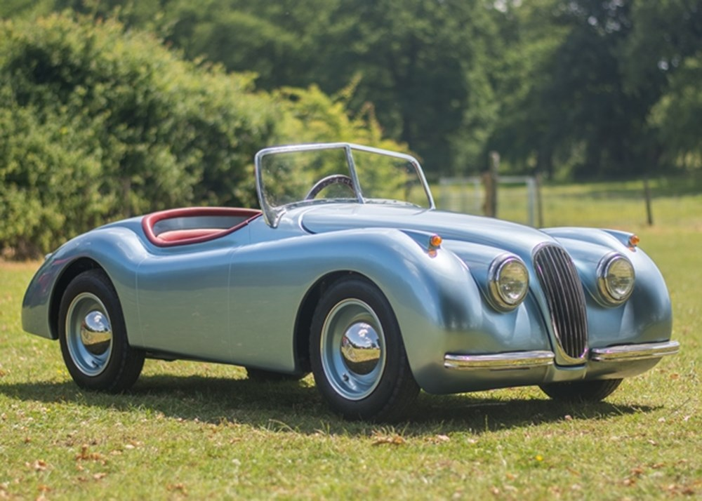 Lot 106 - 2017 Jaguar XK120 Roadster