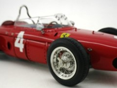 Navigate to Ferrari 156 Model