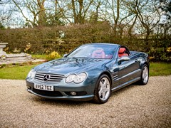 Navigate to  2002 Mercedes-Benz SL55 AMG Kompresser