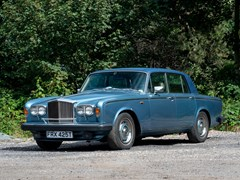 Navigate to Lot 118 - 1979 Bentley T2