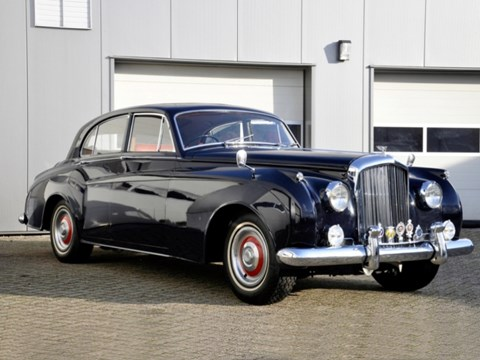 Ref 127 1956 Bentley SI by James Young 'Ex-Lady Docker'