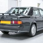 Ref 142 1988 Mercedes-Benz 190E 2.3 16V Cosworth -