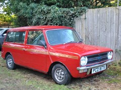 Navigate to Lot 129 - 1981 Mini Clubman Estate