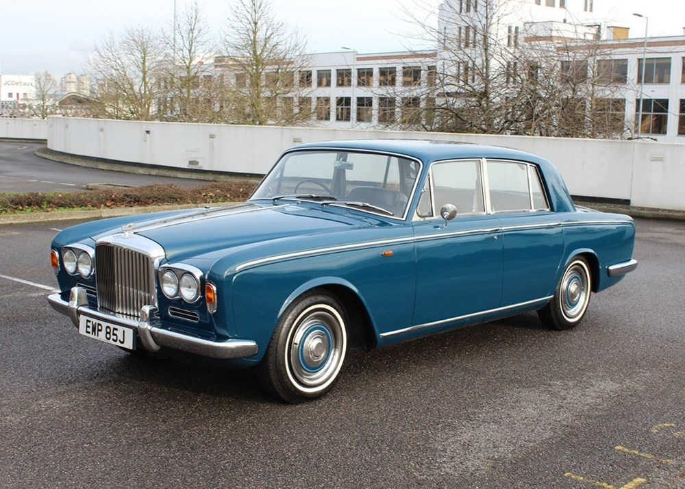 Lot 196 - 1966 Bentley T1