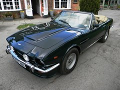Navigate to Lot 388 - 1984 Aston Martin V8 Volante