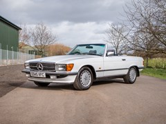 Navigate to Lot 257 - 1987 Mercedes-Benz 300 SL Roadster