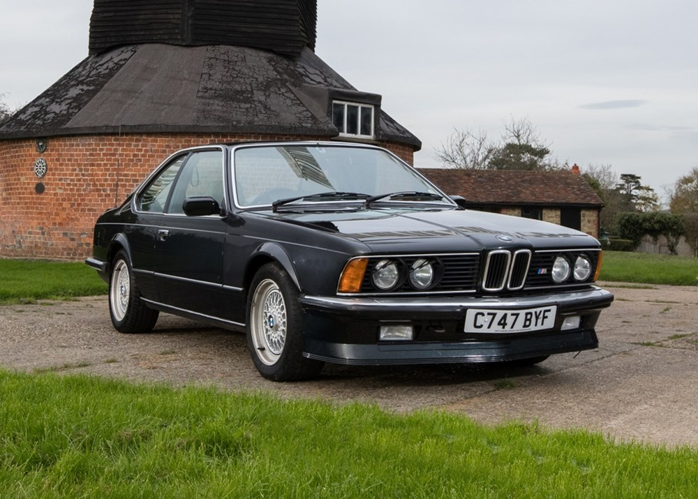 Lot 208 - 1985 BMW  M635 CSi