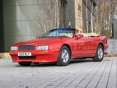 Navigate to Lot 172 - 1992 Aston Martin Virage Volante