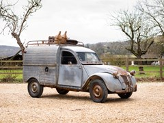 Navigate to Lot 177 - 1956 Citroën 2CV Van