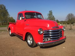 Navigate to Lot 141 - 1952 Chevrolet Pick-up