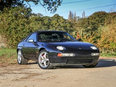 Navigate to Lot 323 - 1988 Porsche 928