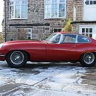 1964 Jaguar E Type Series I FHC -