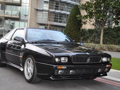 Navigate to Lot 307 - 1992 Maserati Shamal