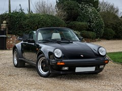 Navigate to Lot 172 - 1989 Porsche 911 (930) Turbo Cabriolet