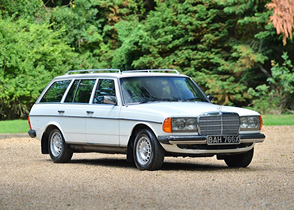 Ref 88 1982 Mercedes-Benz 280 TE Estate
