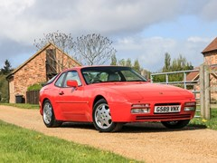 Navigate to Lot 199 - 1990 Porsche 944 Turbo