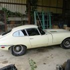 1969 Jaguar E Type Series II Fixedhead Coupe -