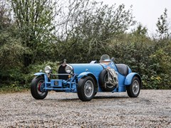 Navigate to Lot 357 - 1970 Bugatti Type 35 Replica