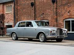 Navigate to Lot 214 - 1971 Rolls-Royce Silver Shadow I