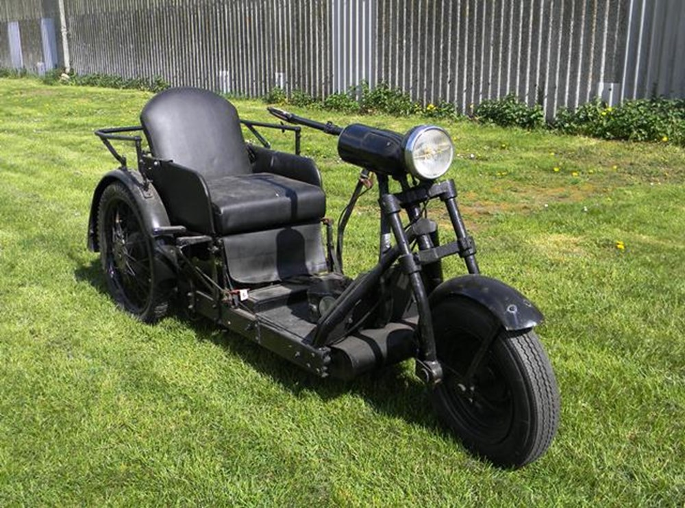 Lot 186 - 1953 13076 Argson Model 44 Mobility Vehicle