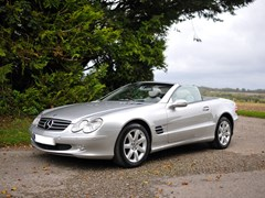 Navigate to Lot 148 - 2003 Mercedes-Benz SL 350 Roadster