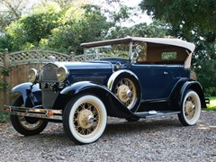Navigate to Lot 237 - 1931 Ford Model A Deluxe Phaeton